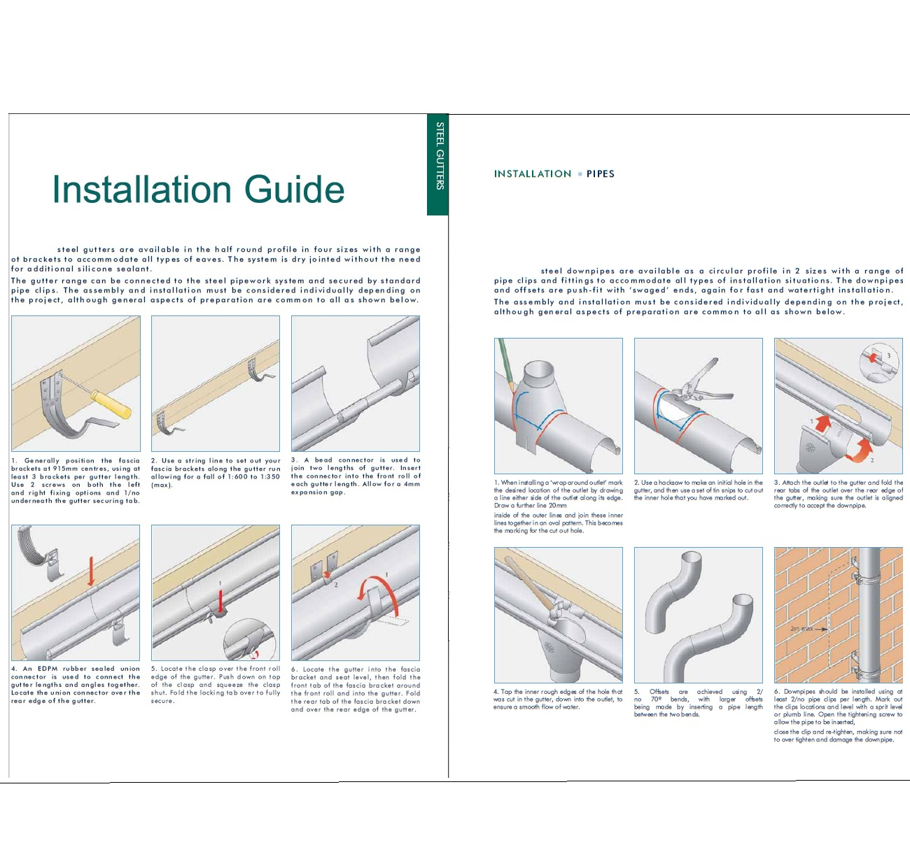 Installation Instructions Lincolnshire Lime