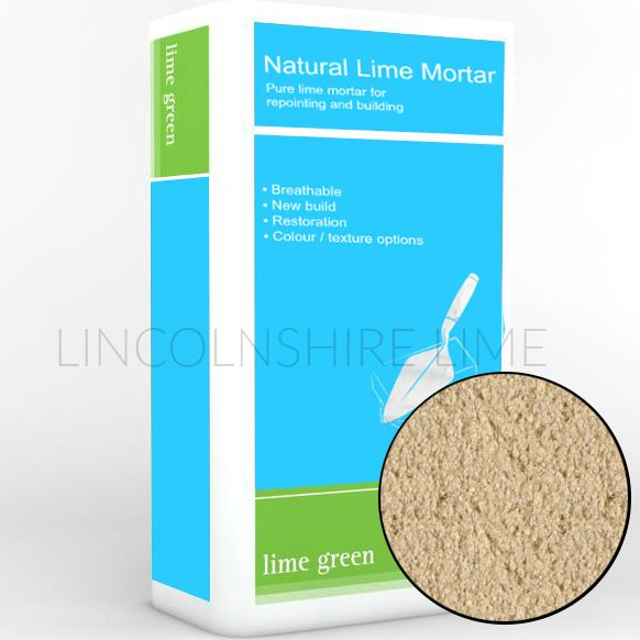 Hydraulic Lime Mortar Lincolnshire Lime